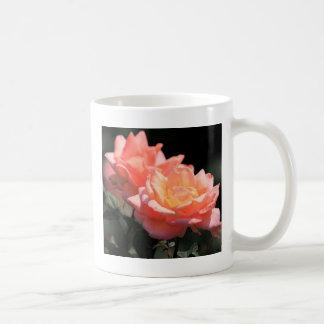 Rosa Leidenschaft Kaffeetasse