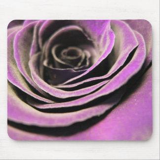 Rosa lila Rose Mousepad