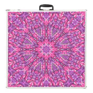 "Rosa lila Vintages Kaleidoskop 96"" n Pong Tabelle Beer Pong Tisch"