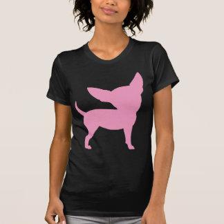 Rosa lustige Chihuahua T Shirts