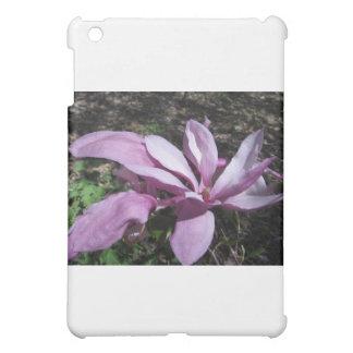 Rosa Magnolie in der Blüte iPad Mini Hülle