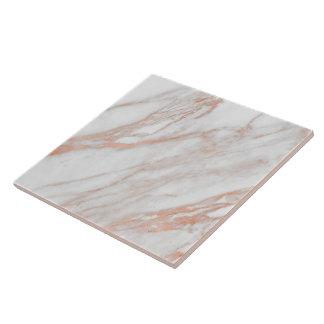 rosa Marmor Keramikfliese