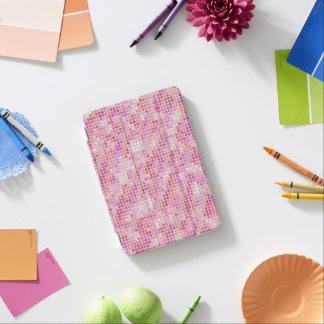 Rosa Microdots iPad Mini Hülle