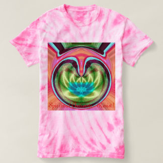 "Rosa Miezekatze, ""geistige Aktivisten T-shirt"