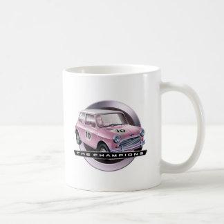 Rosa Mini Coopers S Kaffeetasse