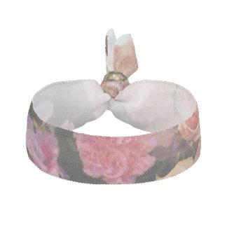 Rosa MischBlumen-Blumenstrauß Haarschleife