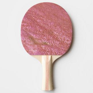 Rosa monsta Klingeln pong Paddel Tischtennis Schläger