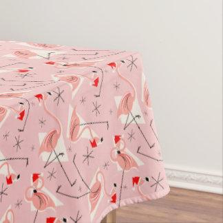 Rosa multi Tischdecke Flamingo-Sankt