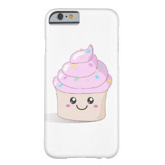 Rosa niedlicher kleiner Kuchen Barely There iPhone 6 Hülle