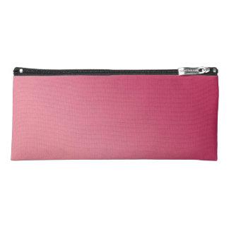 Rosa Ombre Bleistift-Kasten Stiftetasche