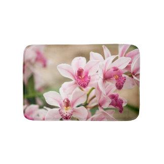 Rosa Orchideen-Bad-Matte Badematte