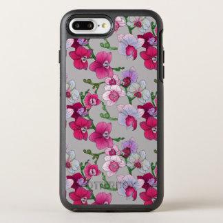 Rosa Orchideen in der Blüte OtterBox Symmetry iPhone 8 Plus/7 Plus Hülle