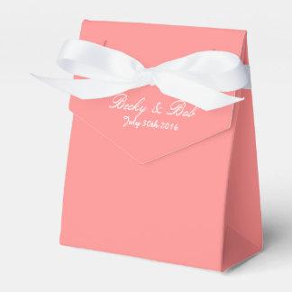 Rosa Pampelmuse gefärbt Geschenkschachtel