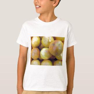 Rosa Pampelmuse T-Shirt