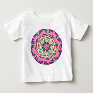 Rosa Passionflower Baby T-shirt