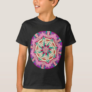Rosa Passionflower T-Shirt