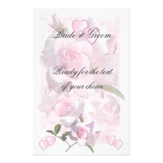 Rosa Perfektion ~ Wedding stationär Briefpapier