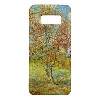 Rosa Pfirsich-Baum Van Gogh in der Blüte, schöne Case-Mate Samsung Galaxy S8 Hülle