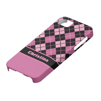 Rosa Raute Hülle Fürs iPhone 5