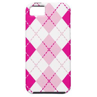 Rosa Raute iPhone 5 Etui