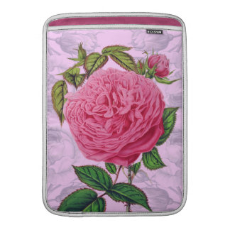 Rosa romantische Rose MacBook Air Sleeve