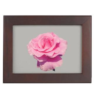 Rosa Rose Erinnerungsdose