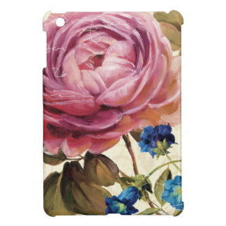 Rosa Rose in der vollen Blüte iPad Mini Hülle