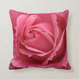Rosa Rose Kissen