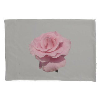 Rosa Rose Kissenbezug