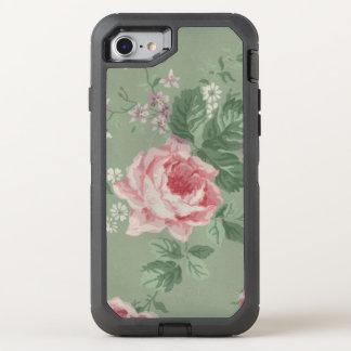 Rosa Rose OtterBox Defender iPhone 8/7 Hülle