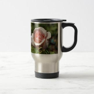 Rosa Rose Reisebecher