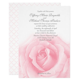 rosenhochzeit einladungen | zazzle.de, Einladung