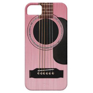 Rosa Rosen-Akustikgitarre Hülle Fürs iPhone 5