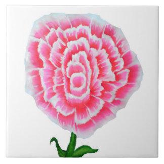 Rosa Rosen-Malerei-Fliese Keramikfliese
