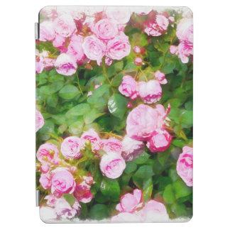 Rosa RosenWatercolor iPad Air Cover