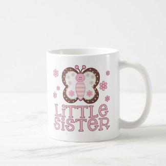 Rosa Schmetterlings-kleine Schwester Tasse