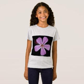 Rosa Schönheit T - Shirt für Mädchen