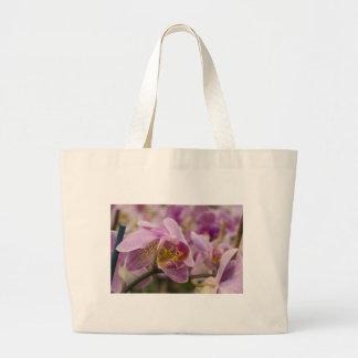 Rosa Schrei Einkaufstasche