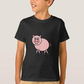 Rosa Schwein T-Shirt