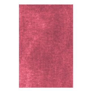 Rosa scratchboard Muster Büropapier