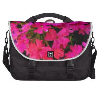 Rosa Sommer-Blumen-Foto auf verschiedenen Produkte Laptoptasche