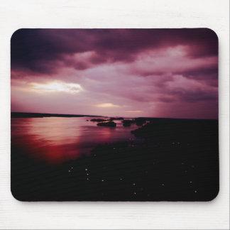 Rosa Sonnenuntergang, Mousepad