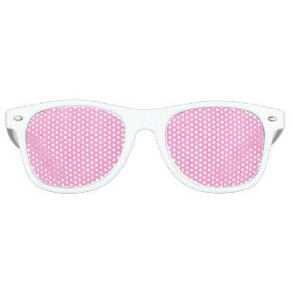 Rosa Sonneschatten, rosa Partysonnenbrillen