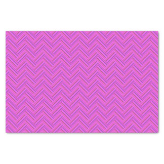 Rosa stripes doppeltes Webartmuster Seidenpapier