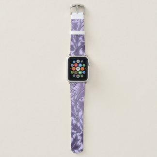 Rosa Süßigkeits-Distel Apple Watch Armband