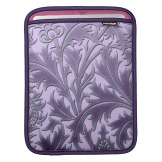 Rosa Süßigkeits-Distel Sleeve Für iPads