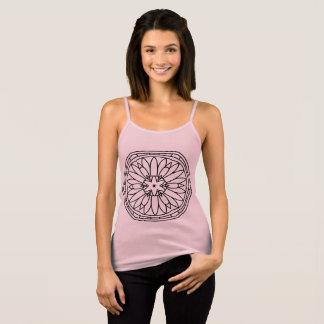 ROSA T-Shirt der Mandala