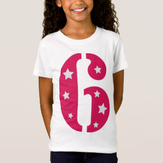Rosa T-Shirt des Superstar-6