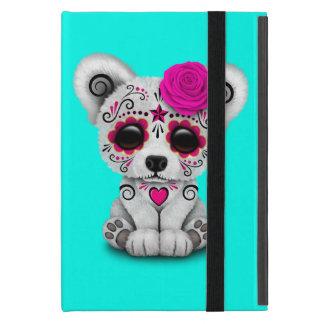 Rosa Tag des toten Baby-Eisbären iPad Mini Etui