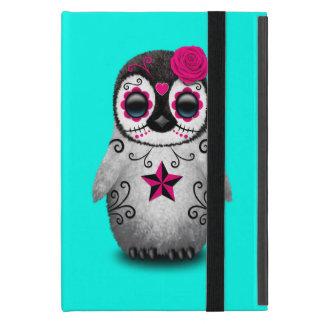 Rosa Tag des toten Baby-Pinguins iPad Mini Schutzhülle